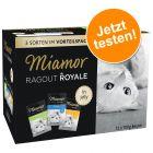 Gemischter Probierpack Miamor Ragout Royale 12 x 100 g