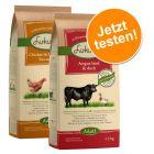 Gemischtes Probierpaket Lukullus Naturkost Premiumfutter