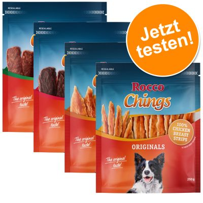 Gemischtes Probierpaket Rocco Chings Originals