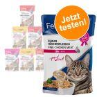 Gemischtes Probierpaket: 6 x 100 g Feline Porta 21