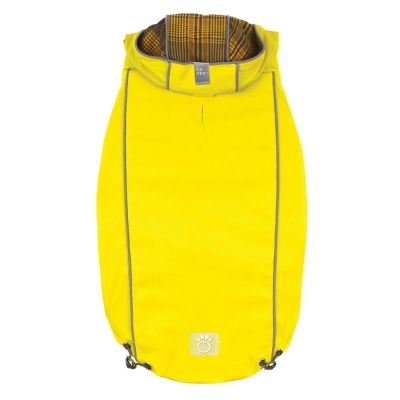 GF Pet ELASTOFIT Rain Coat - Yellow
