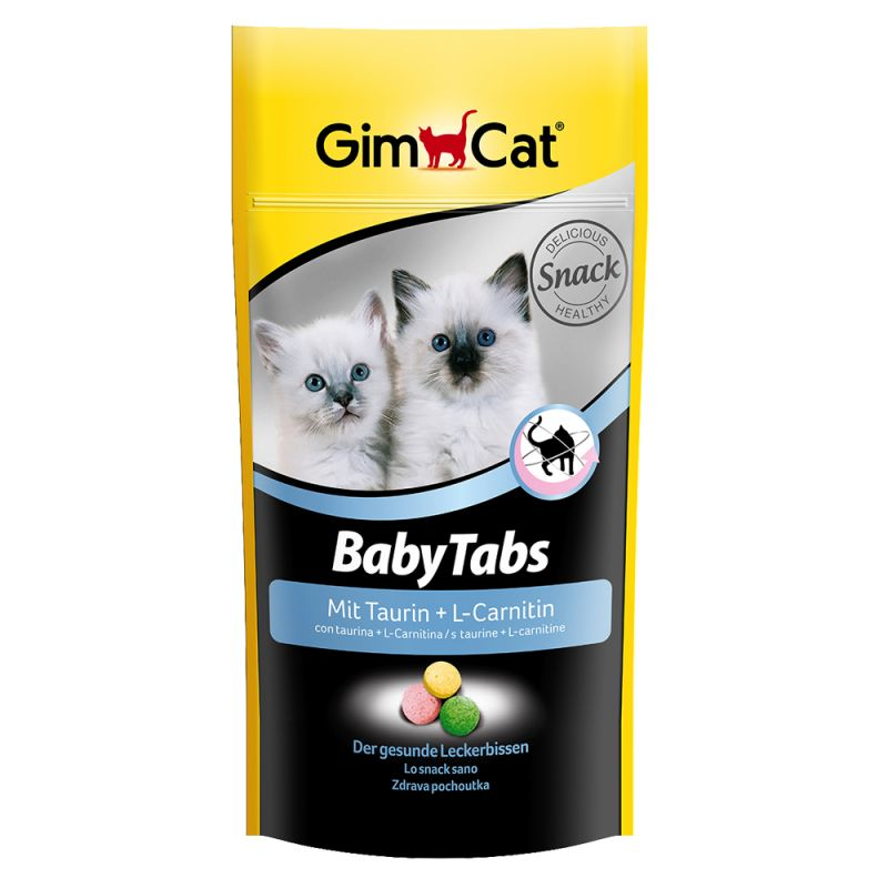 GimCat Baby tabletták