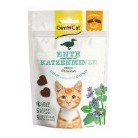 GimCat Crunchy Snacks Eend met Kattenkruid