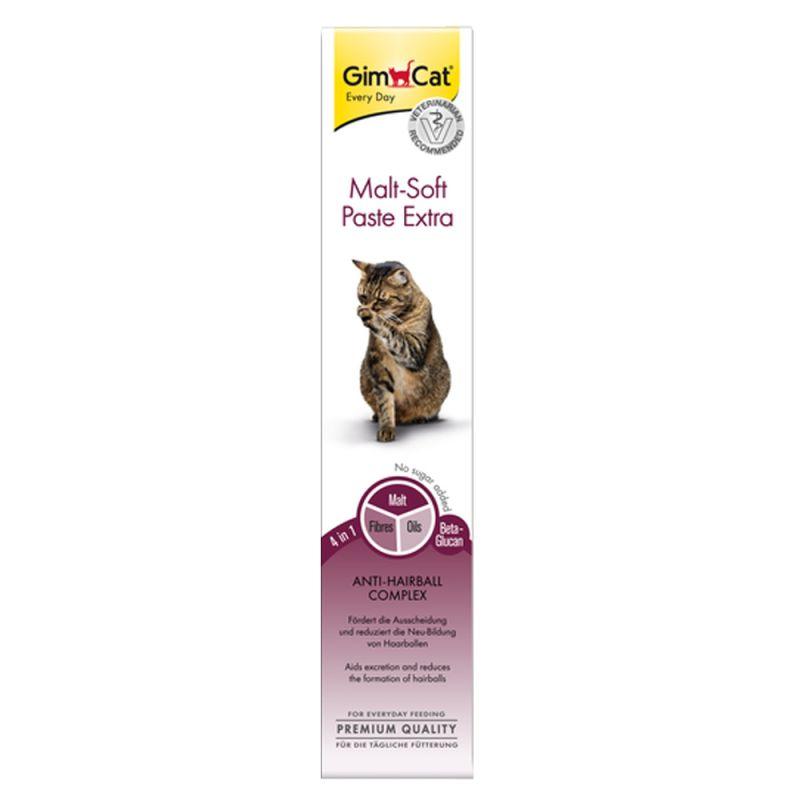 GimCat Malt-Soft Extra pasta odkłaczająca