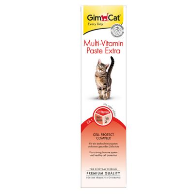 GimCat Multi-Vitamin-Extra Cat Paste