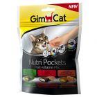 GimCat Nutri Pockets pour chat
