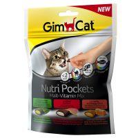 GimCat Nutri Pockets snacks para gatos