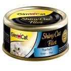 GimCat ShinyCat Filet 6 x 70 g