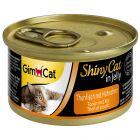 GimCat ShinyCat in Gelei Kattenvoer 6 x 70 g