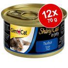 GimCat ShinyCat Jelly 12 x 70 g