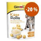 GimCat snacks para gatos 140 g ¡con gran descuento!