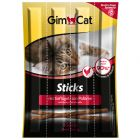 GimCat Sticks volaille pour chat