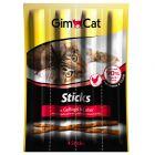 GimCat Sticks, 3 x 4 шт.