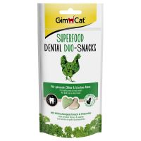 GimCat Superfood Snack Dental Duo