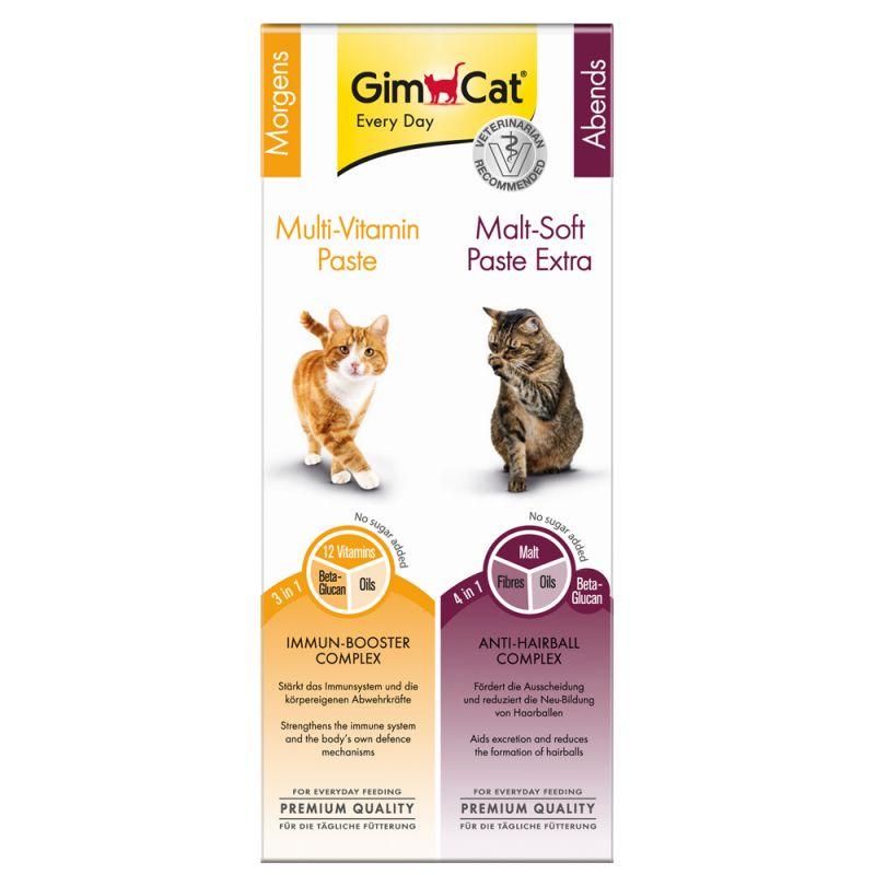 GimCat-yhdistelmäpakkaus: Multi & Malt
