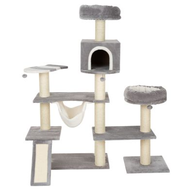 Gingerbread Cat Tree with Ladder - XXL