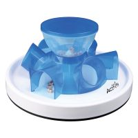 Gioco per gatti Trixie Cat Activity Tunnel Feeder