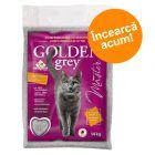 Golden așternut pentru pisici pachet de testare 14 kg