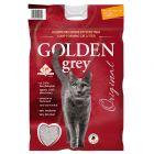 Golden Grey areia aglomerante para gatos