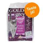 Golden Grey Master areia aglomerante