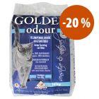 Golden Odour arena aglomerante 14 kg  ¡a precio especial!