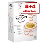 Gourmet Crystal Soup 8 x 40 g + 4 soupes offertes !