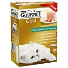Gourmet Gold 12 x 85 g pour chat