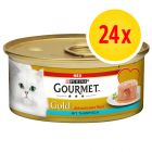 Gourmet Gold Melting Heart Multibuy 24 x 85g