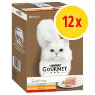 Gourmet Gold Mixed Packs 12 x 85g