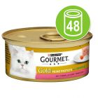 Gourmet Gold Selection 48 x 85 g