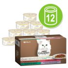 Gourmet Gold Selection 12 x 85 g