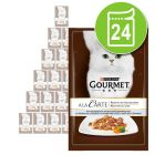 Gourmet A la Carte em saquetas 24 x 85 g - Pack económico