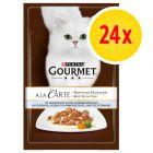 Gourmet A la Carte en sobres 24 x 85 g