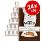Gourmet A la Carte Saver Pack 24 x 85g