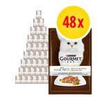 Gourmet A la Carte -säästöpakkaus 48 x 85 g