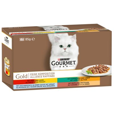 Gourmet Gold assortito