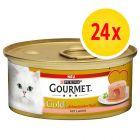 Gourmet Gold Cœur fondant 24 x 85 g