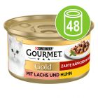 Gourmet Gold Dadini in Salsa 48 x 85 g