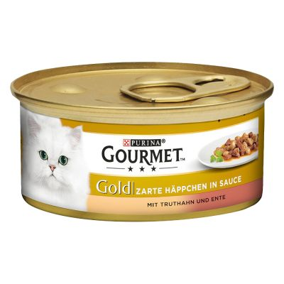 Gourmet Gold Dadini in Salsa 12 x 85 g