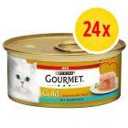 Gourmet Gold Fondant 24 x 85 g