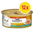 Gourmet Gold Fondant 12 x 85 g