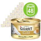 Gourmet Gold Kattenvoer Mixpakket 48 x 85 g