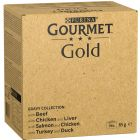 Gourmet Gold Kattenvoer Voordeelpakket 96 x 85 g
