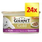 Gourmet Gold Les Noisettes 24 x 85 g