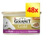 Gourmet Gold Les Noisettes 48 x 85 g