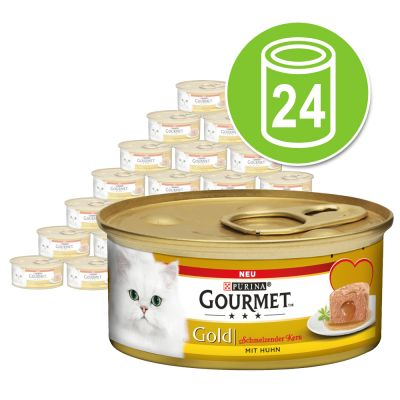 Gourmet Gold Melting Heart 48 x 85 г