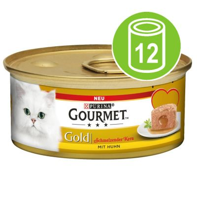 Gourmet Gold Melting Heart 12 x 85g