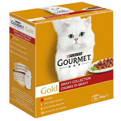 Gourmet Gold Mixed Saver Pack 24 x 85g