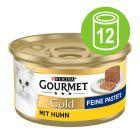 Gourmet Gold Mousse 12 x 85 g