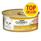 Gourmet Gold Mus, 12 x 85 g